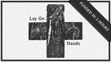 LAY ON HANDS, a solo dexterity-based RPG (ZineQuest) thumbnail