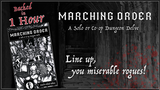 Marching Order - A Solo or Co-op Dark Dungeon Delving Zine thumbnail