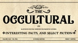 Occultural thumbnail