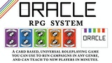 Oracle Roleplaying System thumbnail