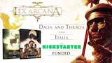 Lex Arcana - 'Dacia and Thracia' and 'Italia' thumbnail