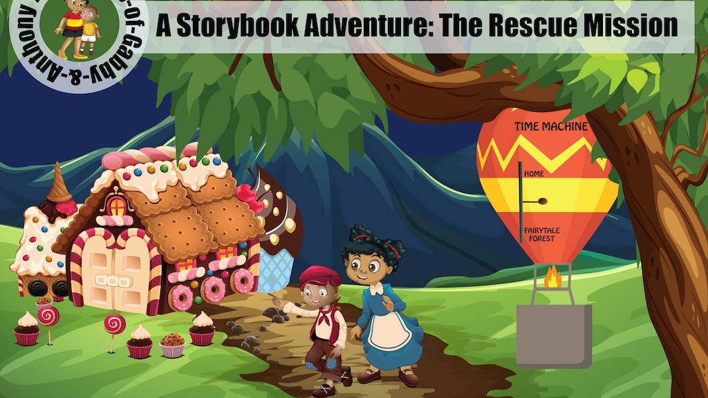 A Storybook Adventure: The Rescue Mission