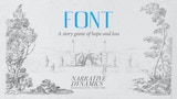 FONT - a story game of hope and loss thumbnail