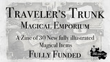 Traveler's Trunk: Magical Emporium Zine thumbnail
