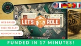 Let's Role - An immersive and Easy-to-use Virtual TableTop thumbnail