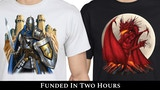 RPG T-Shirt Collection by Mythic Nation thumbnail