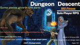 Solo Journeys: Dungeon Descent. RPG. thumbnail