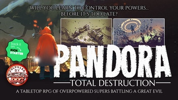 Pandora: Total Destruction