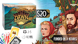 Dawn: Build a village or build your fortune thumbnail