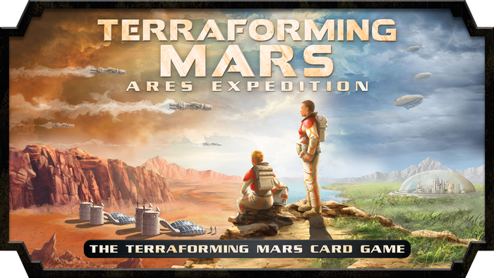 A new, stand-alone game inspired by Terraforming Mars  featuring faster gameplay and over 200 beautifully illustrated cards!