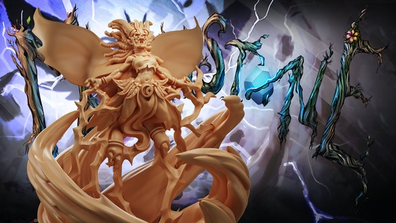 Moonstone Fantasy Skirmish Game - The Arising board game