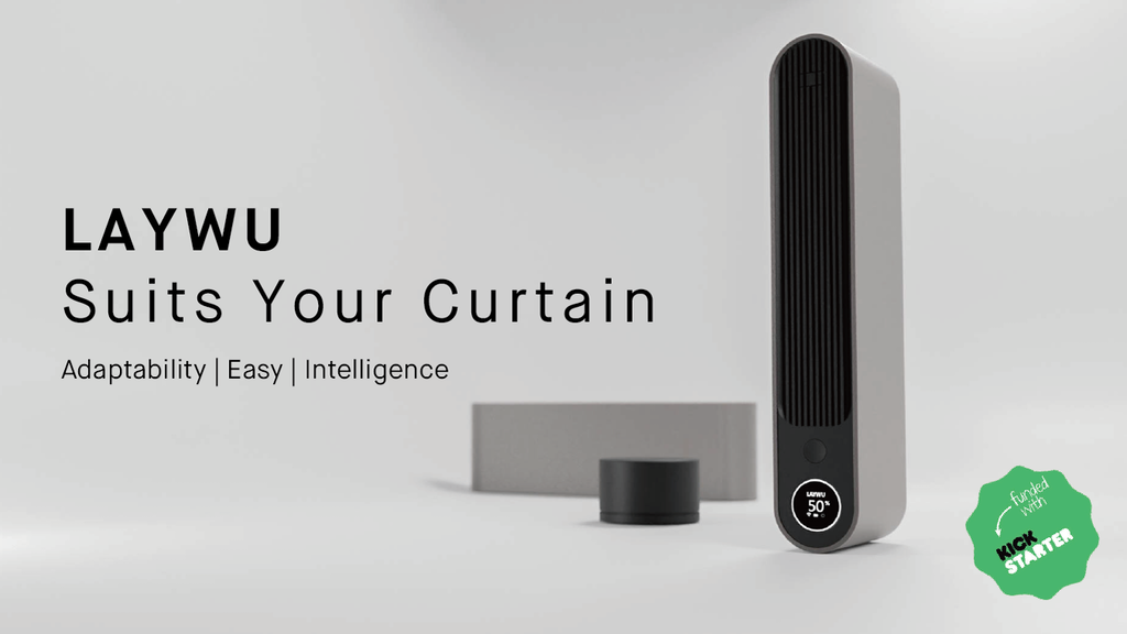 LAYWU: Smart Automation for Your Existing Curtain