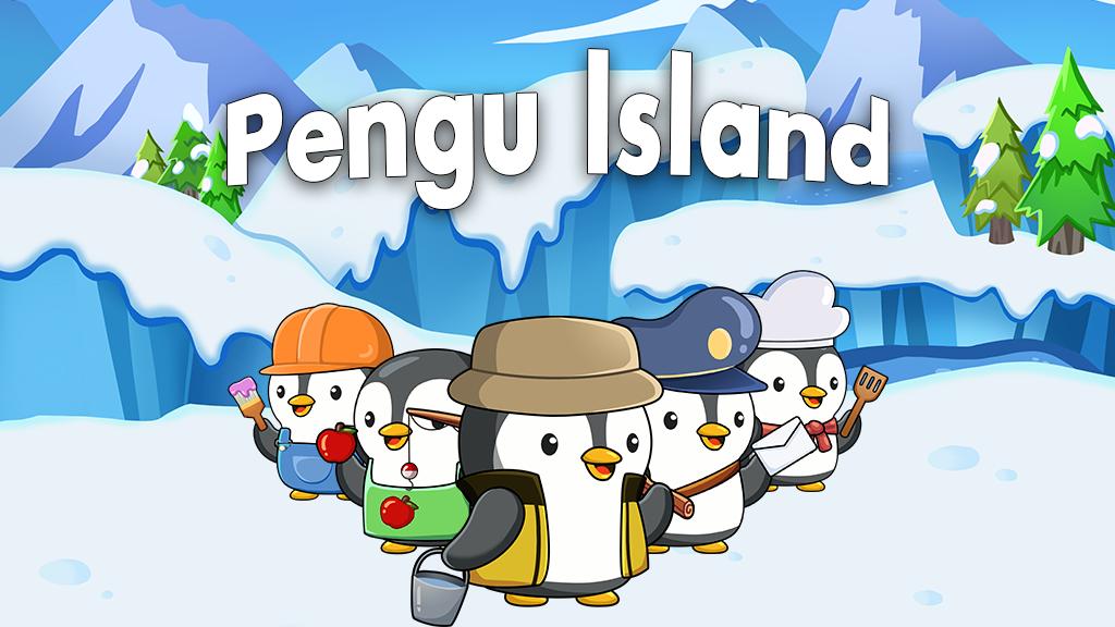 Pengu Island - The Idle Game