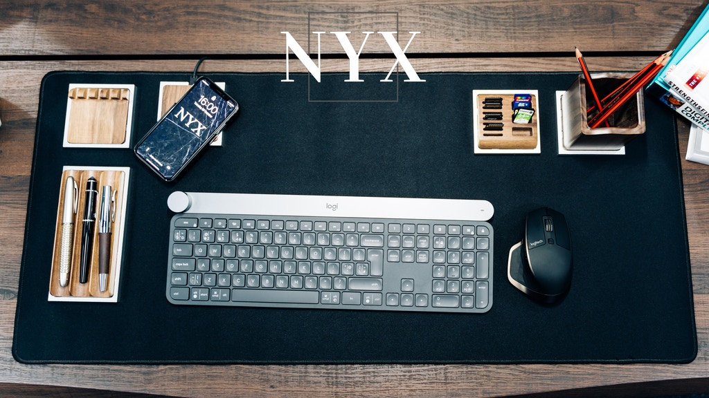 NYX -- Next Generation Premium Desk Accessories