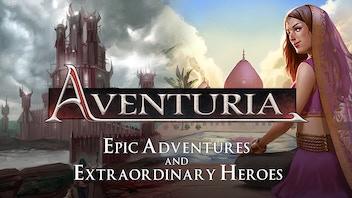 Aventuria: Epic Adventures and Extraordinary Heroes
