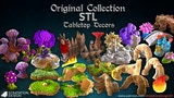 Original Collection of STL Tabletop Decors thumbnail