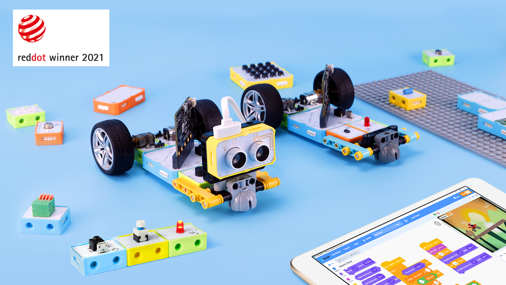 Crowbits – STEM toy for kids of all ages