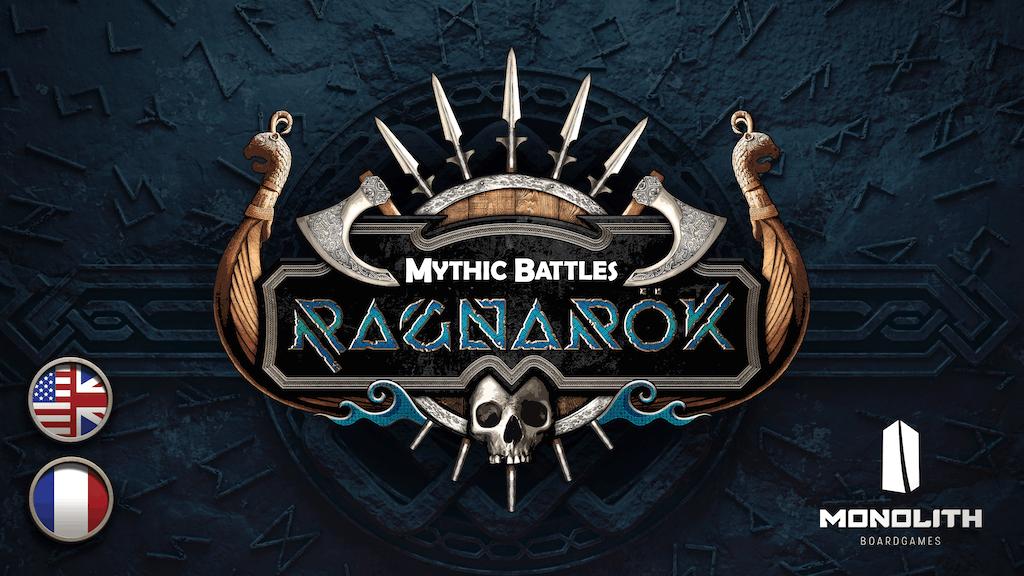 Mythic Battles : Ragnarök