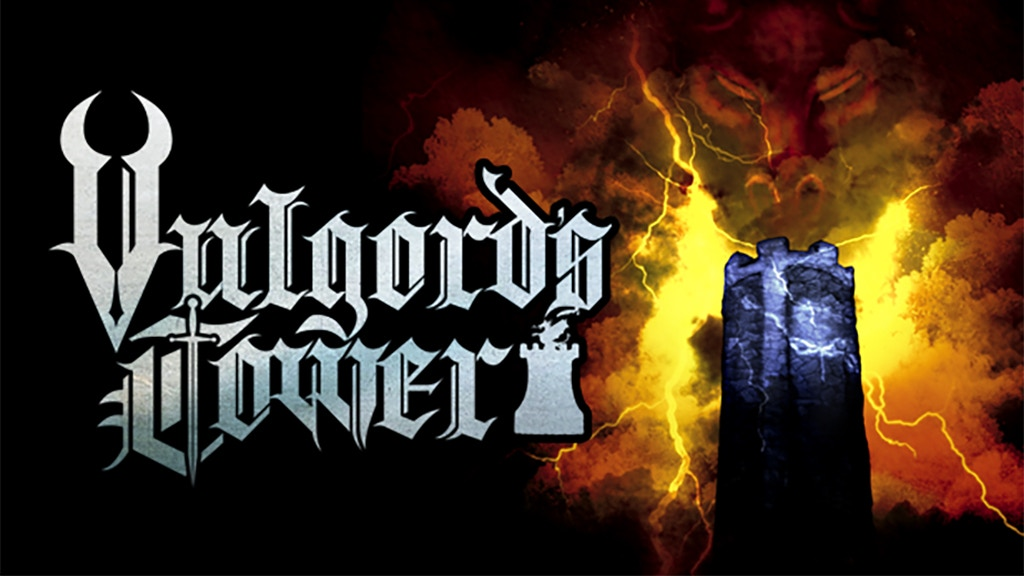 Vulgord's Tower - Turn-Based Tabletop Fantasy Strategy Game project video thumbnail