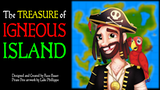 The Treasure of Igneous Island (Board game) thumbnail