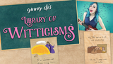 Ginny Di's Library of Witticisms thumbnail
