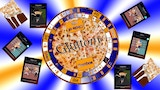 Gluttony make a pizza card game. thumbnail