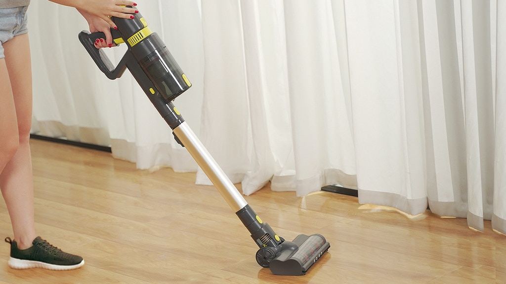 UOOGOU: Your Smartest Cordless Stick Vacuum Ever