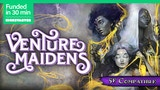Venture Maidens Campaign Guide for 5th Edition thumbnail