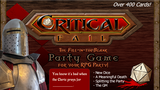 Critical Fail: A Fill-in-the-Blank Party Game for RPG Lovers thumbnail