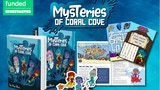 The Mysteries of Coral Cove: 5e adventure thumbnail