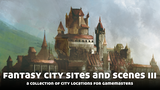 Fantasy City Sites and Scenes III, for use with Fantasy RPGs thumbnail