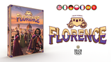 FLORENCE – Opulent Area Control for 1-5 Players thumbnail