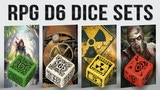 RPG D6 Dice Sets by Arcane Dice thumbnail