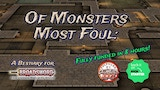 Of Monsters Most Foul: A Broadsword Bestiary thumbnail
