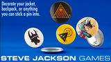 Steve Jackson Games Button Packs thumbnail