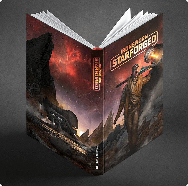 Ironsworn: Starforged