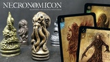 Necronomicon with Cthulhu & Shoggoth pawns thumbnail
