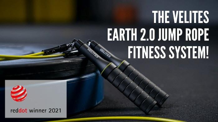 Velites 智能專業跳繩套裝 Earth 2.0