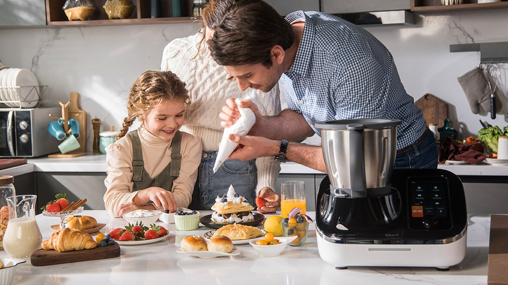 TOKIT Omni Cook: Your Smart Home Chef by TOKIT — Kickstarter