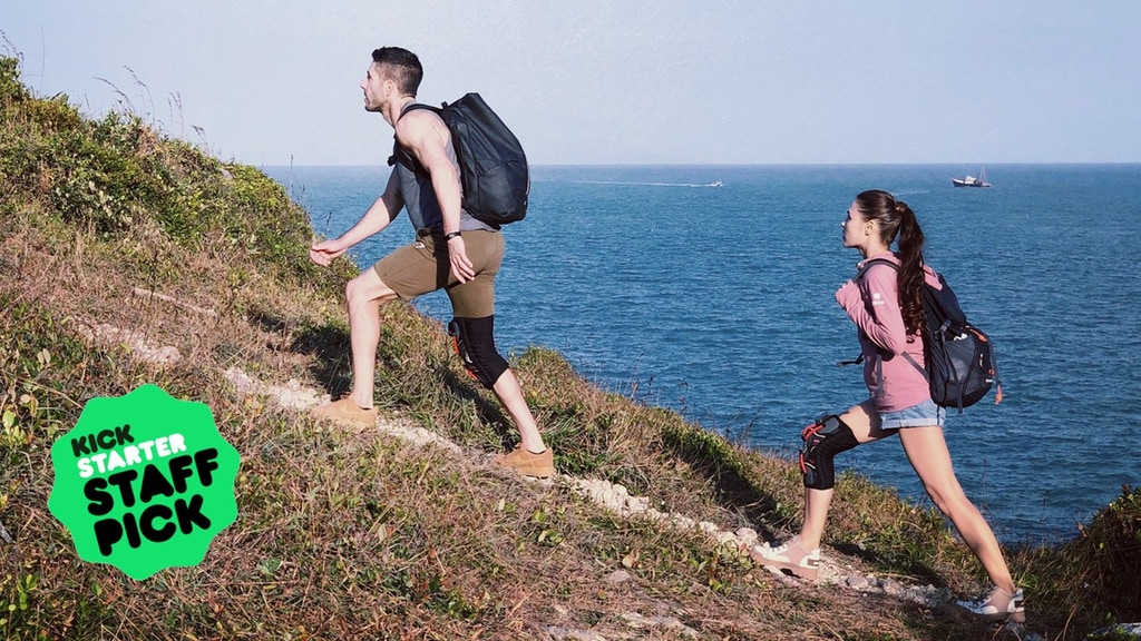 E-Knee: Your Customized Intelligent Knee Support Solution
