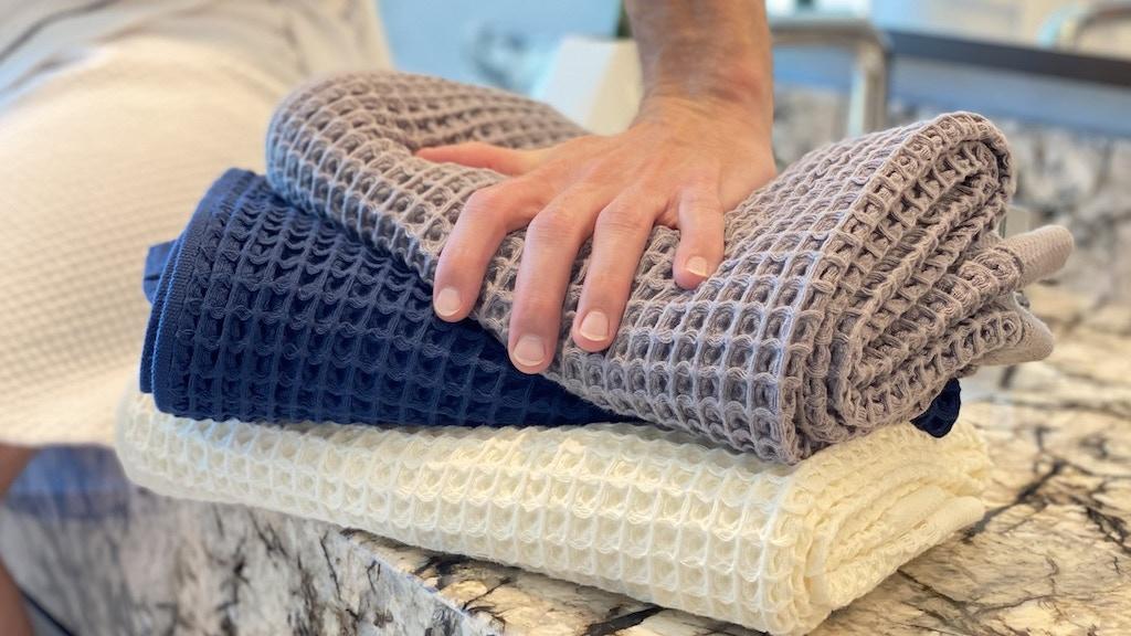 K-25 | Bath Towel Reinvented