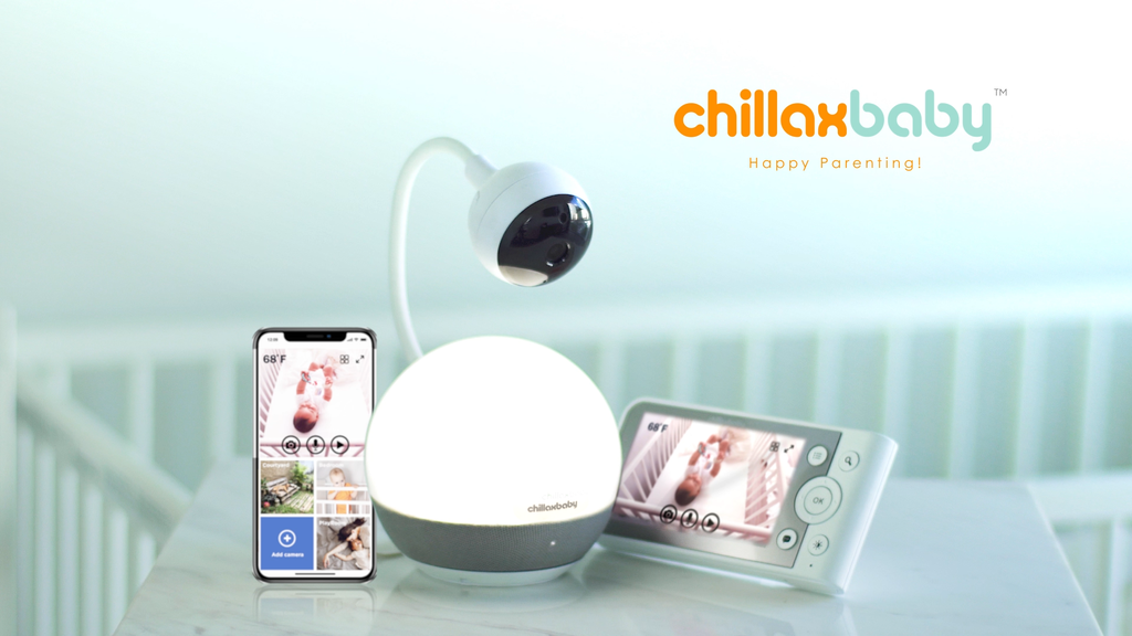 Baby Mood - The All-In-One Baby Monitor System by Team ChillaxBaby —  Kickstarter