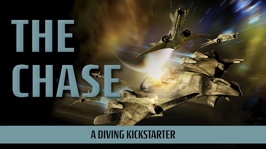 The Chase: A New Diving Novel project video thumbnail