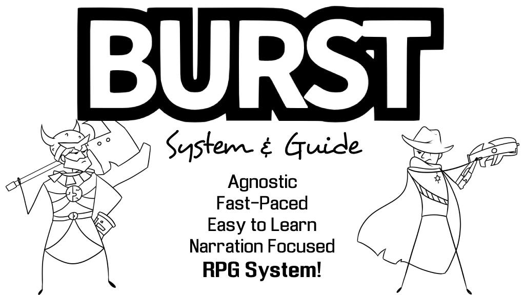 Burst - System & Guide