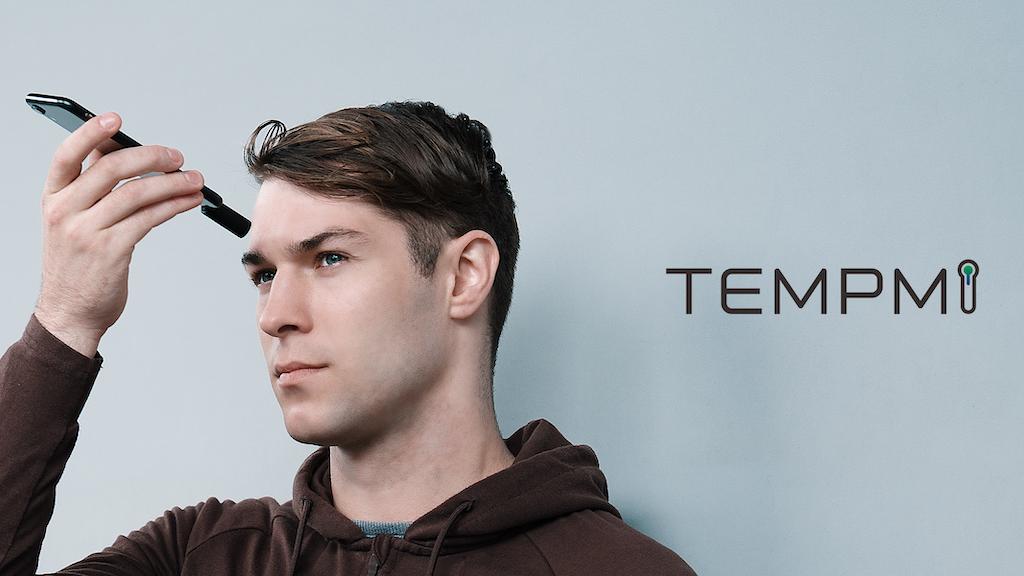 TEMPMi - The World's Smallest Tritium Thermometer