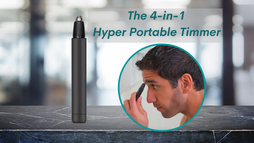 Ryzor Pen: No More Funky Hairs Growing Out Of Funky Places