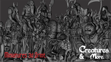 Creatures & More Printable miniatures thumbnail