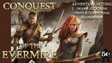 Conquest of the Evermire: 5E Swamp Sandbox Setting thumbnail