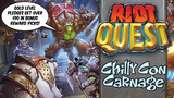 Riot Quest: Chilly Con Carnage thumbnail