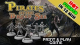 Pirates of the Dread Sea: Digital Edition thumbnail